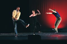 """Good Foot Dance Company in """"Vaudevival: Old Is the New New"""" June 30-July 1, 2012, Dance Place, Washington, D.C."""
