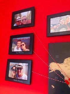 Návod na nástěnnou mapu z cestovatelských fotek   Kreativní Brabec Arctic, Ocean, Frame, Ebay, Decor, Picture Frame, Decoration, The Ocean, Decorating