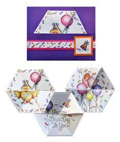 Never-Ending Hexagon Sample