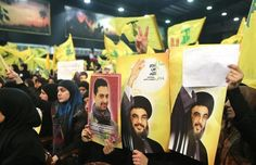 """Hezbollah leader Sayyed Hasan Nasrallah has called for a popular mobilization among his party's supporters to help solidify a win in the """"existential battle"""" in Syria."""