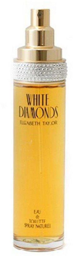 WHITE DIAMONDS by ELIZABETH TAYLOR 3.3 oz / 3.4 oz edt tester
