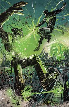 Comic Book Wallpapers for Green Lantern Powers, Green Lantern Comics, Green Lanterns, Superhero Images, Superhero Characters, Comic Manga, Comic Art, Comic Books, Comic Book Wallpaper