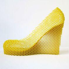 12 Shoes for 12 Lovers by Sebastian Errazuriz