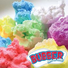 Yes it is really called Bubber...but it is amazing!