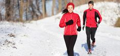 Photo about Winter running exercise couple. Runners jogging in snow. Young asian women fitness model and caucasian man. Image of body, chinese, fitness - 27750944 Running In Cold Weather, Winter Running, Winter Camping, Health Tips, Health And Wellness, Health Fitness, Woman Fitness, Women's Health, Health Benefits