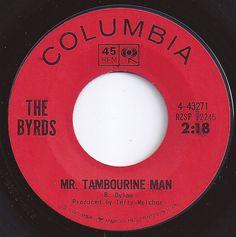 Mr. Tambourine Man / Byrds / #1 on Billboard 1965