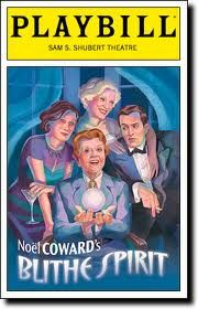 Blithe Spirit...this was a play I auditioned for...Great play to read!!