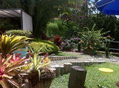 Jardín en Kolor Hotel Boutique