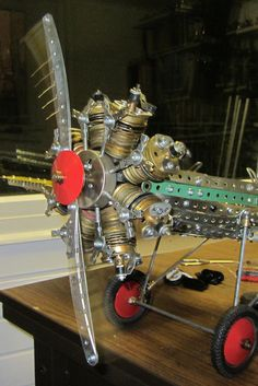 Engine start by Les Chatfeild., via Flickr