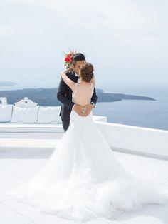 Mermaid Wedding, Real Weddings, Wedding Dresses, Fashion, Bride Dresses, Moda, Bridal Gowns, Alon Livne Wedding Dresses, Fashion Styles