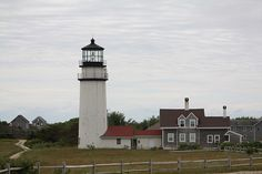 Highland Light, Cape Cod National Seashore, Massachusetts