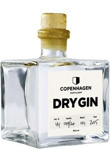 Copenhagen+Distillery+Dry+Gin+44%+50cl