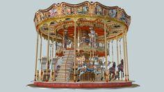"Venetian ""Carousel""... Blackpool North Pier.. - 3D Warehouse"