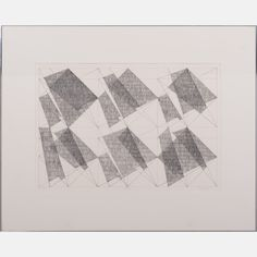 LOT 121 JACK TWORKOV  Jack Tworkov, (1900-1982) - TL #6, Medium: Lithograph, Dimensions: H: 12 W: 18 Est: $100-200   Signature Signed and dated '78 lower right and titled lower left in pencil.