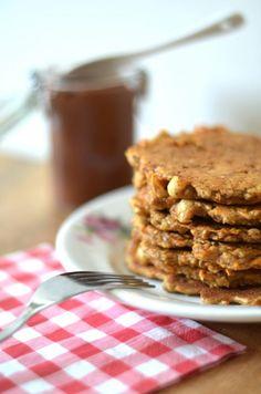 Rens Kroes carrot pancakes Carrot Pancakes, Apple Pie, Carrots, Snacks, Baking, Breakfast, Desserts, Foods, Apple Cobbler