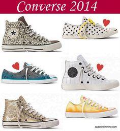 Verão 2014 da Converse
