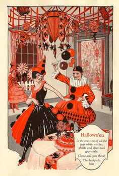 1920s Halloween costume party