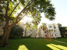 Zimmer und Gartenanlage im ROBINSON Club Pamfilya