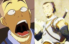 """sokka, """"the universe just loves proving me wrong doesn't it"""""""
