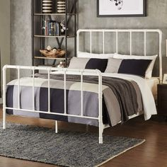 Found it at Wayfair - Panel Bed