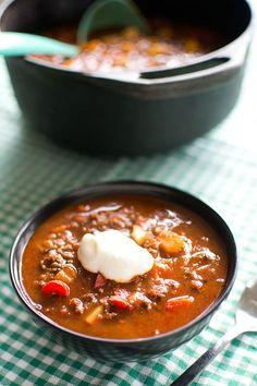 Recept på gulaschsoppa
