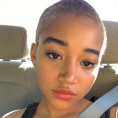 The Super Short, Shaved Haircut Celebrities Are Loving: Lena Dunham is the latest lady go the route, revealing her new 'do on Instagram. Perhaps the actress was inspired by some fellow famous faces, who also decided to go all out—and cut it all off. -- Amandla Stenberg   coveteur.com