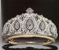 Inglaterra - The Cartier Indian Tiara
