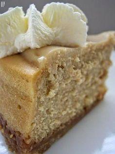 The Popeye Desserts: Irish Coffee Cheesecake