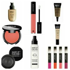 Style x Beauty Dept: Beauty Favorites: Make Up Forever