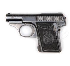 Savage model 6.35mm only about 25 made between 1915 and 1919  goes for up to  $8000