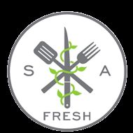 Catering and food-to-go in San Antonio!!!  cool #logo concept