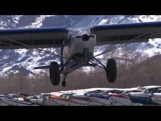 EAAs Coverage of the 2010 Valdez STOL Competition