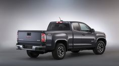 Diesel-burning heavy-duties are enjoyable in their own right, but this manual-equipped 2015 #GMC #Canyon is genuinely fun.  See yours at www.woodwheaton.com