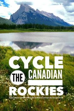 Canada's most beautiful road from Jasper to Banff. cycling the Canadian Rocky Mountains.