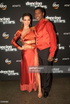 Allison Holker and Babyface - One of the biggest shows 'Dancing with the Stars' has ever put on will unfold on the ballroom floor, as the 11 remaining celebrities perform big spectacle dances for Cirque du Soleil(r) night, on 'Dancing with the Stars,' live, MONDAY, OCTOBER 3 (8:00-10:01 p.m. EDT), on the ABC Television Network.