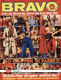Bravo - 45/75, 30.10.1975 - Bay City Rollers