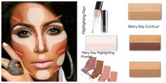 this diagram shows you exactly where to apply your blush, highlighters and bronzers Contact me now via my Facebook page for your FREE consultation: http://www.facebook.com/CreatingAWholeNewLook