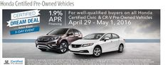 Shop for Certified Pre-Owned vehicles at Crown Honda of Southpoint: https://www.southpointhonda.com/certified-inventory/index.htm
