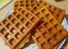 Bezglutenowe gofry ryżowe Waffles, Gluten Free, Breakfast, Food, Glutenfree, Morning Coffee, Essen, Waffle, Sin Gluten