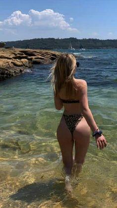 Open Water, Foot Tattoos, Water Crafts, Bikinis, Swimwear, Sexy, Fashion, Bathing Suits, Moda