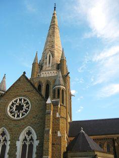 Sacred Heart Cathedral, Bendigo Vic