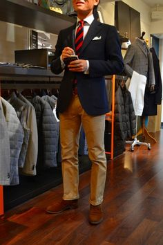 Nice outfit- and each piece can be pulled together easily.   Source: Thisfits.me