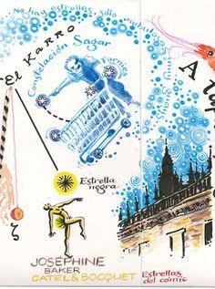 Compostela Ilustrada 2016.