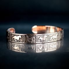 Your place to buy and sell all things handmade Celtic Bracelet, Copper Bracelet, Irish Jewelry, Pagan Jewelry, Horse Jewelry, Animal Jewelry, Horse Gifts, Unique Bracelets, Jewelry Polishing Cloth