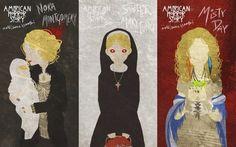 СЕРИАЛЫ | Американская история ужасов | ВКонтакте
