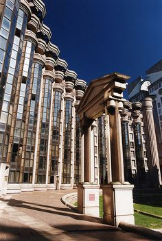 Greater Paris, Le Palacio, designed by Ricardo Bofill, Noisy Le Grand