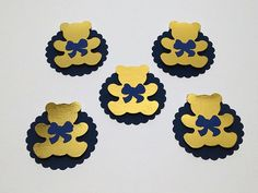 Se é chá de bebê, chá de fralda ou festinha ursinho, decore o seu evento com estas mimosas mini tags no tema ursinho. É uma fofura! Ideal para mini baleiros, caixinhas,convites, etc