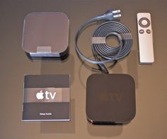 Just got our new AppleTV 3 to replace the ATV2 which is going in our bedroom.  I love this device; not just for movies but for streaming our music library.  Oh, and AirPlay is just awesome!