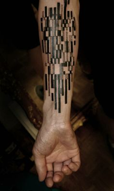Incredible Geometric Tattoos by Marcin Aleksander Surowiec | Minimo Graph