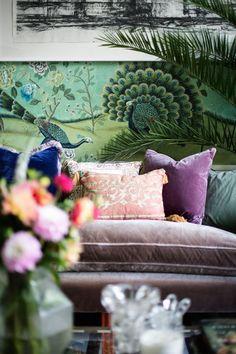 Als een sprookje: Hannah De Gournay Londen appartement | PUFIK. Prachtige Interieurs. Online Magazine